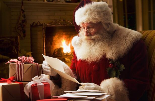 Kids Love To Hear From Santa No Matter How Old They Are